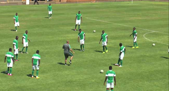 World Cup Qualifier: 20 Super Eagles Players In Camp