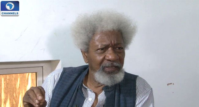 Soyinka Condemns Call To End BBOG Activities