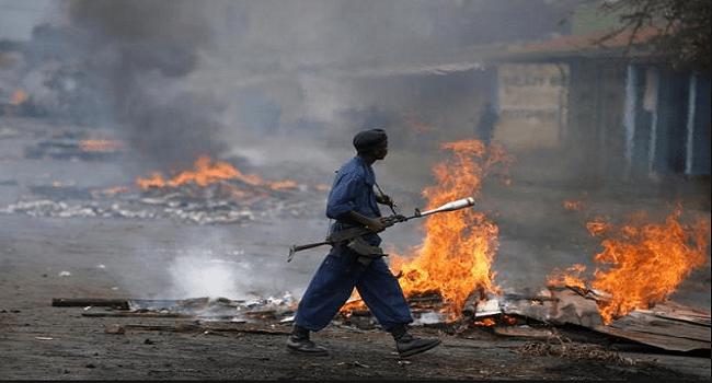 Police Make Several Arrests After Burundi Grenade Attack