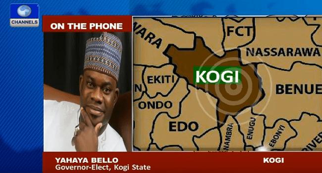 Yahaya Bello Expresses Readiness To Govern Kogi State