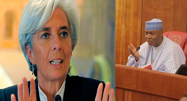 IMF Boss Calls For Removal Of Subsidy, Review Of Tax Regime