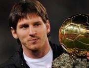 Ballon d'Or, Lionel Messi, Cristiano Ronaldo
