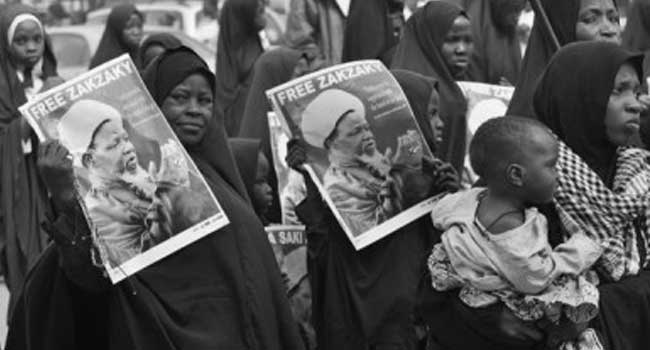 Shiites Reiterate Call For Zakzaky's Release