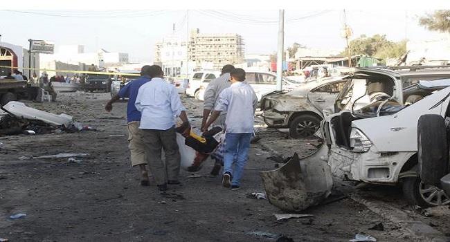 Islamist Gunmen Kill 17 In Somalia Beach Restaurant Attack