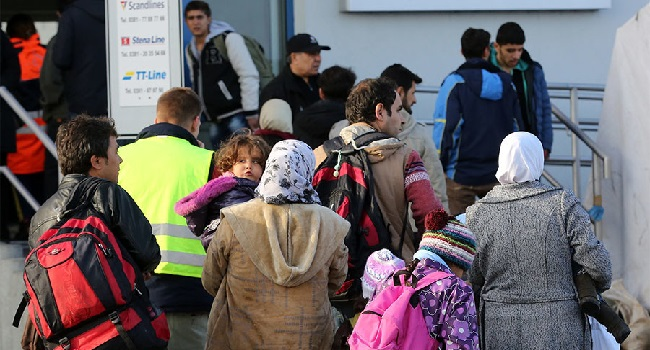 Migrant Crisis: European Commission Seeks Change To Asylum Rules