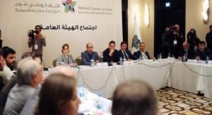 syrian opposition meet in geneva