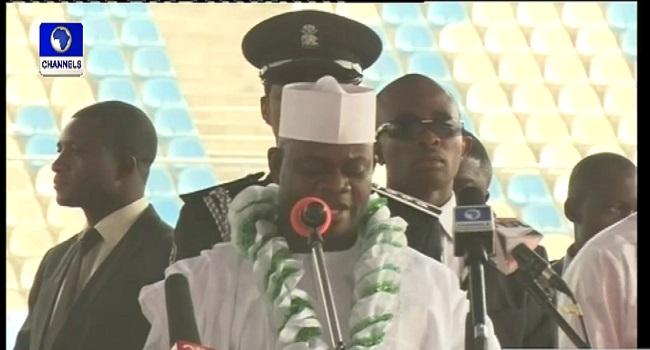 Kogi State New Governor Declares Zero Tolerance For Corruption