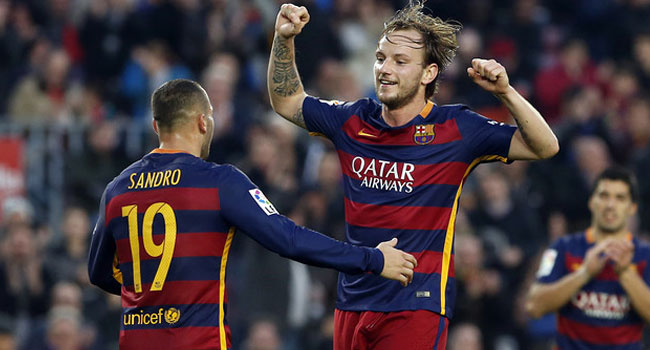 Barcelona Beat Arsenal To Cruise To UCL Quarter Finals