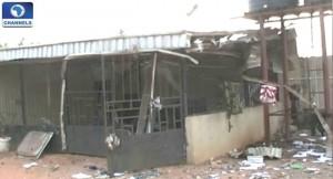 Benin-Explosion