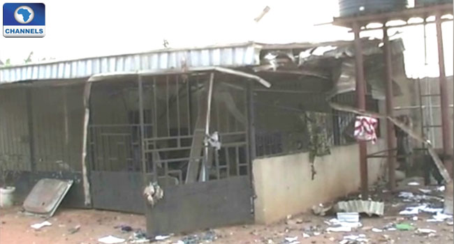 Explosions Rock Six Buildings In Benin