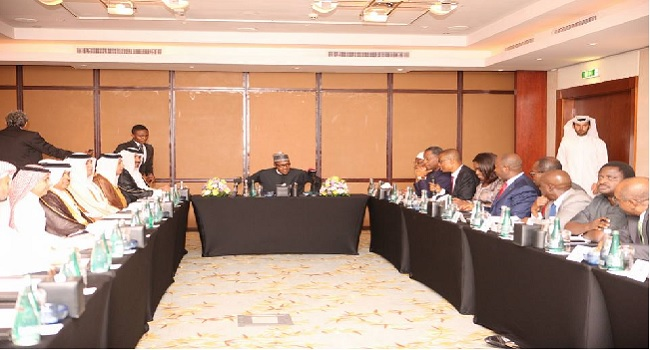 We Will Remove Impediments To Investments, Says Buhari