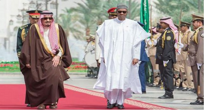 Nigeria Partners S/Arabia  On Security, Stable Oil Market
