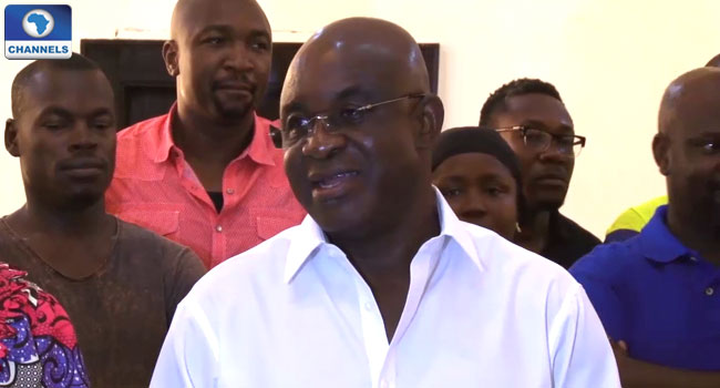 David Mark Cautions Against Imposition Of Candidates In PDP