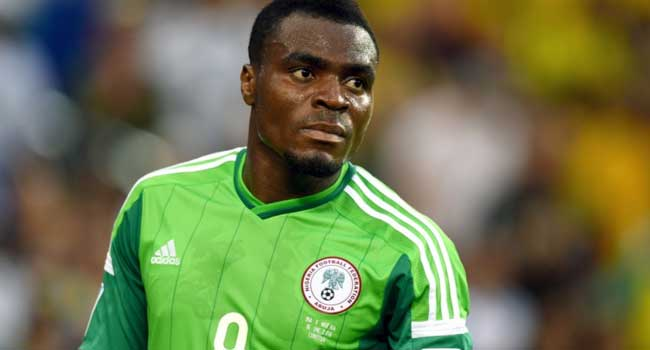 West Ham Sign Emmanuel Emenike On Loan
