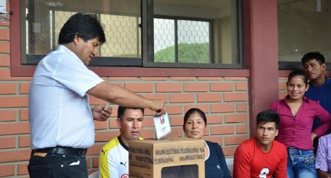 Bolivia President, Evo Morales Loses Referendum