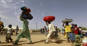 IDPs, Phillipo Grandi, Nigeria, Muhammadu Buhari, International Best Practices