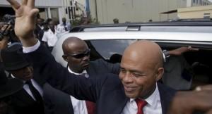 Haiti President-Michel Martelly