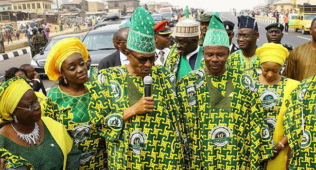 Buhari Commends Ogun State For 'Enduring' Projects