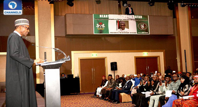 Buhari Says Patriotism Will Encourage More Foreign Investments