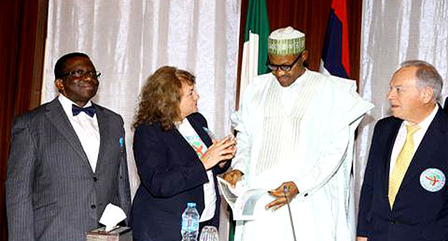 Buhari Asks NGOs To Support Government's Efforts To Assist IDPs