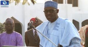 Ogoni land, President Buhari