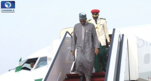 Muhammadu-Buhari to attend Idriss Deby Itno inauguration