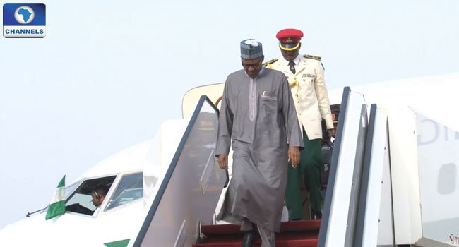 Recession: President Buhari To Sell Off More Jets