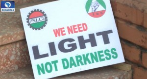 NLC-Protest electricity tariff hike
