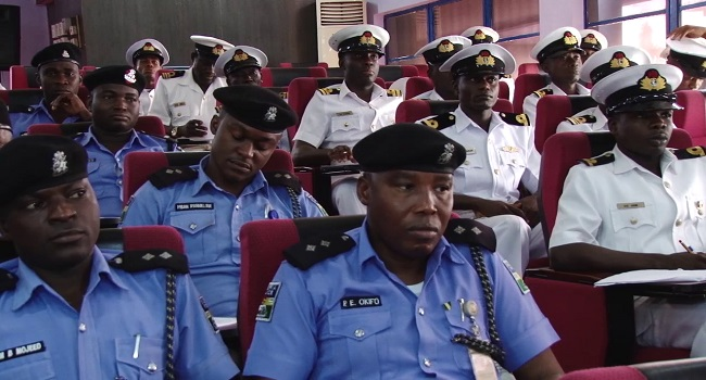 Navy Partners With Police To Strengthen Maritime Security