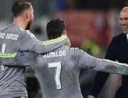 Real Madrid, Atletico Madrid, UEFA Champions League