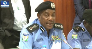 Solomon Arase Police Boss
