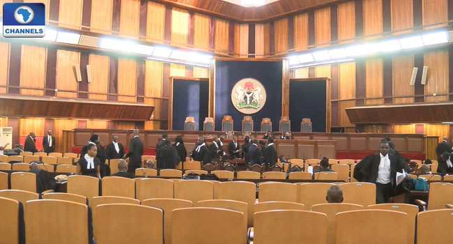 Supreme Court Tells Appeal Court To Continue Hearing On Ondo PDP Crisis