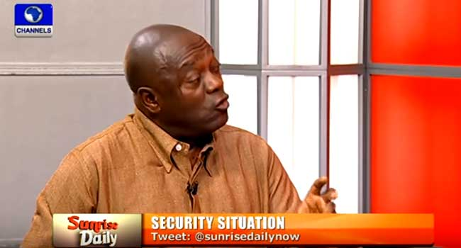 Insecurity: The Strength Of Our Intelligence Is Low – Tony Nyiam