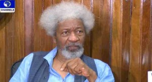 Wole Soyinka on BBOG activities