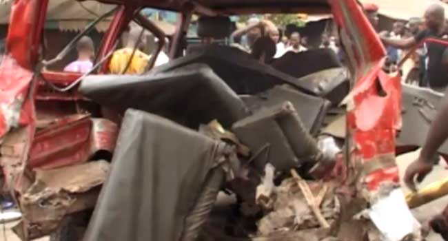 Accident Kills Two On Akure-Owo Highway