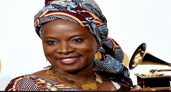 Angélique Kidjo Wins Human Rights Award