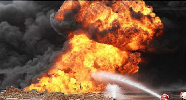 Gas explosion, Cooking gas
