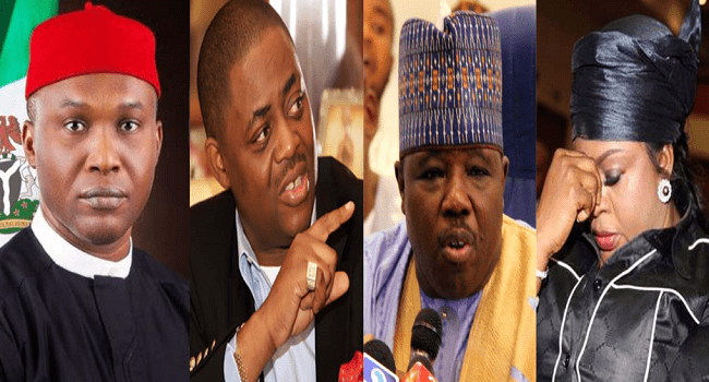 Leadership Tussle: PDP Former Ministers To Decide Sheriff's Fate