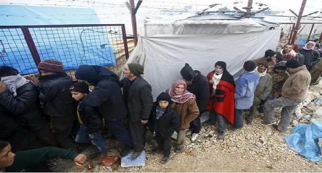 Turkey Sets New Border Camps For Syrian Refugees