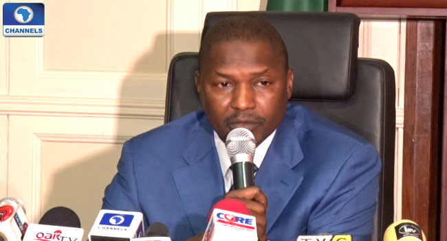 Corruption: FG Develops National Policy On Prosecution