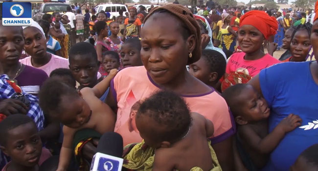 NEMA Releases IDP Figures In North East