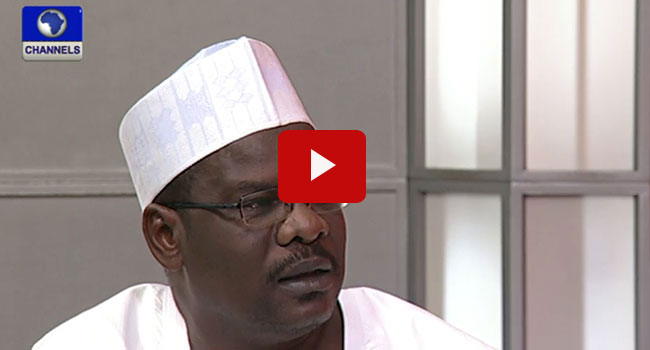 I Am Connected To My People In Gwoza, Senator Ndume Insists