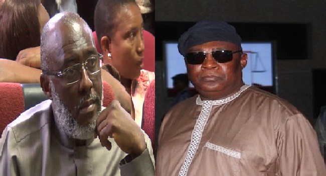Judge's Absence Stalls Trial Of Metuh, Badeh