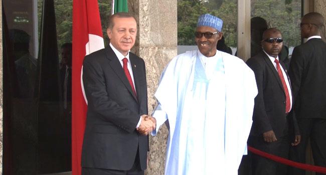 Turkey's President Erdogan Felicitates With Nigerian Muslims