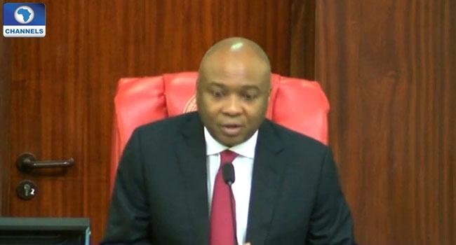 Budget Process Challenges Overwhelm Relative Progress, Saraki Says