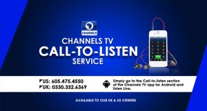 ChannelsTV-Call-To-Listen through AudioNow