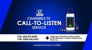 ChannelsTV-Call-To-Listen through AudioNow