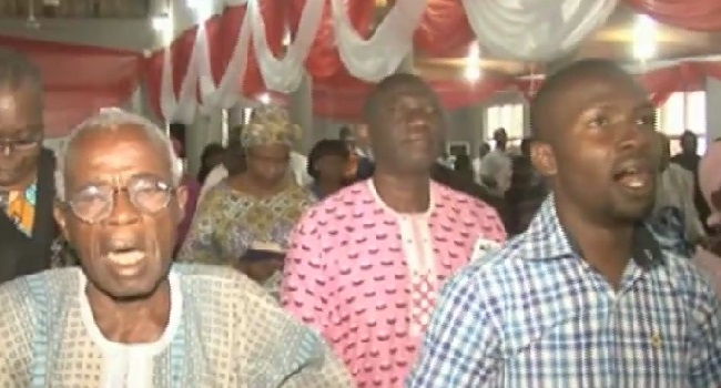 Christians Celebrate Easter In Southwest Nigeria