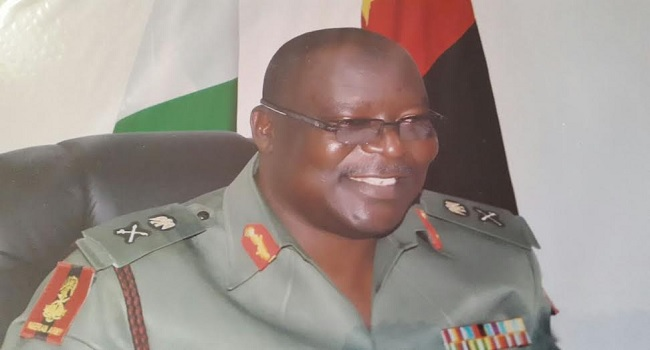 Former Theatre Commander Operation Lafiya Dole Dies In Accident