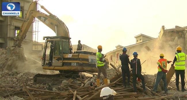 Lekki Building Collapse: Ambode Sacks Building Agency GM